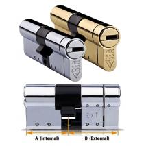 Barrel door locks